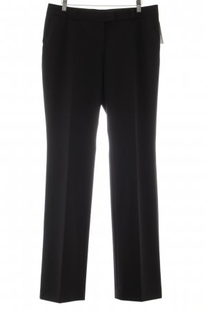 Wolford Bundfaltenhose dunkelgrau Business-Look