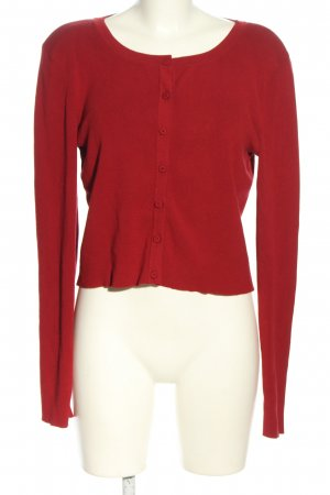 Wolford Cardigan rot Casual-Look