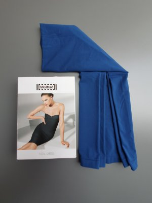 Wolford Tube Dress blue