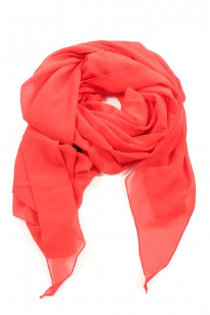 Wolford Foulard rouge style d'affaires