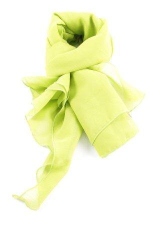 Wolford Halstuch grün Casual-Look