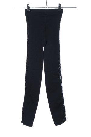 Wolford Leggings schwarz Casual-Look