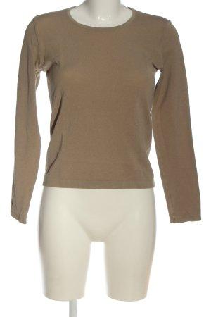 Wolford Koszulka z długim rękawem brązowy W stylu casual