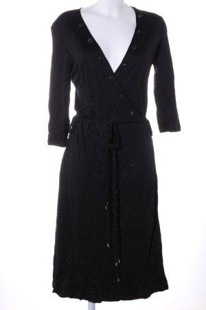 Wolford Maxi abito nero stile casual