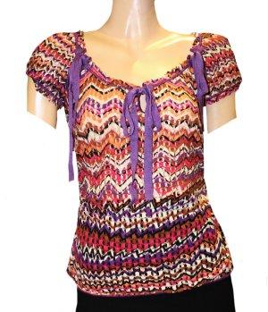 Missoni Crochet Shirt multicolored polyamide