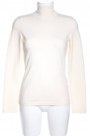 Wolford Turtleneck Sweater cream business style