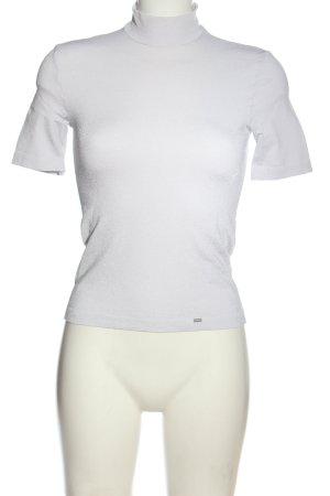 Wolford Koszulka z golfem jasnoszary W stylu casual