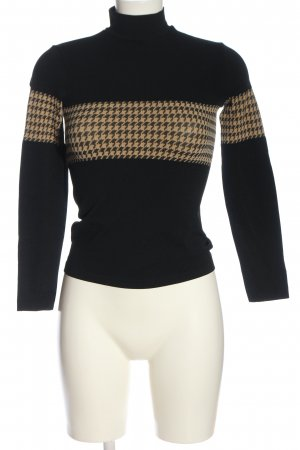 Wolford Turtleneck Shirt black-nude casual look