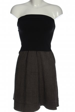 Wolford Off-The-Shoulder Dress black-brown casual look