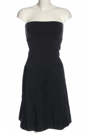 Wolford schulterfreies Kleid schwarz Casual-Look
