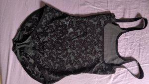 Wolford Conjunto de lencería negro tejido mezclado