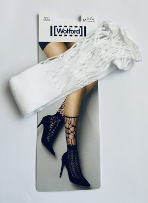 Wolford Bottom white polyacrylic