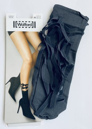 Wolford Bottom anthracite polyacrylic
