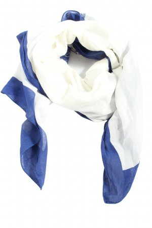 Wolford Summer Scarf blue-white casual look