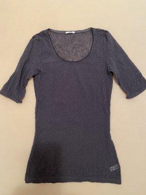 Wolford Shirt Tunic grey violet-slate-gray