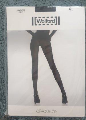 Wolford Strumpfhose mocca XL