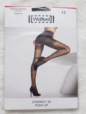 Wolford Synergy 20 Push-up  Tights Strumpfhose Nylons