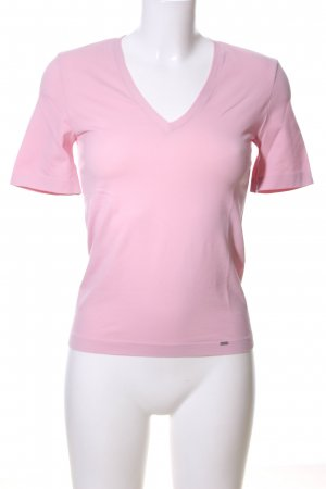 Wolford T-Shirt pink Casual-Look