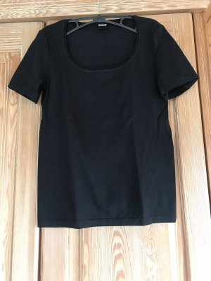 Wolford Koszulka basic czarny