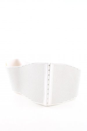 Wolford Taillengürtel weiß Elegant