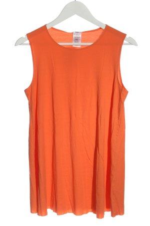 Wolford Tank Top light orange casual look