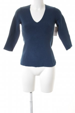 Wolford V-Neck Sweater petrol