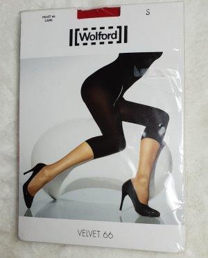 wolford velvet 66 capri leggings