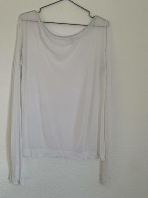 Wolford Long Sleeve Blouse white