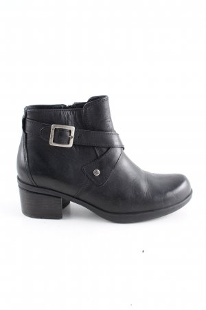 Wolky Botines negro look casual
