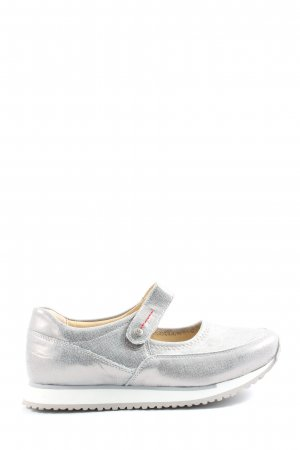 Wolky Mary Janes silver-colored athletic style