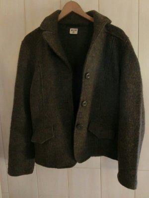 Cecilia Classics Wool Blazer dark grey-anthracite wool