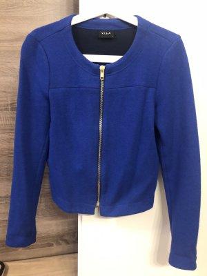 Woll Blazer Vila Gr. S Royal blau