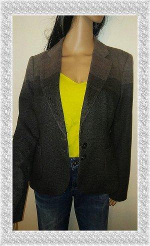 Woll Blazer von ❤️TURNOVER mit schön gearbeitetem Revers und Taschen.