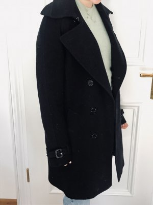 Burberry Short Coat black