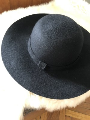 Bijou Brigitte Sombrero de fieltro negro