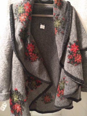 Made in Italy Wool Jacket multicolored mixture fibre