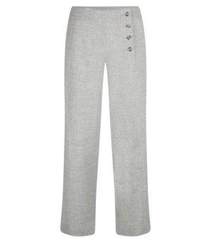 Woolen Trousers light grey