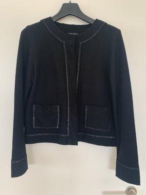 Luisa Cerano Wełniany sweter czarny