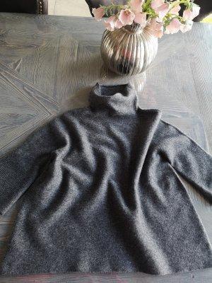 Antonelli Firenze Maglione a maniche corte grigio