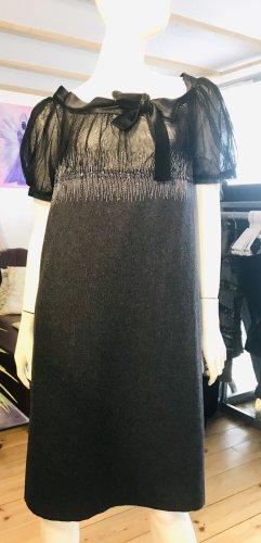 Woll Kleid von Alberta Ferretti 40 neuwertig