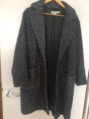 Woll Mantel oversized