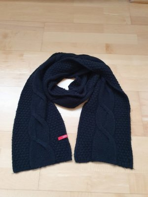 Esprit Bufanda de lana negro