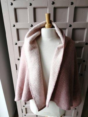 Woolen Scarf pink-light pink