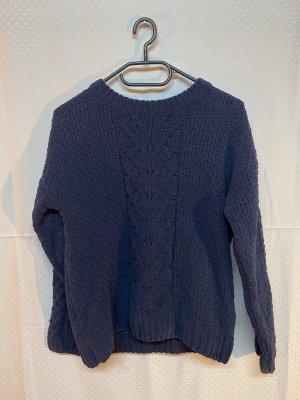 Primark Jersey de lana azul oscuro