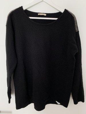 Esprit Pull en laine noir