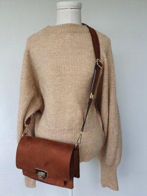 Gina Tricot Wool Sweater beige