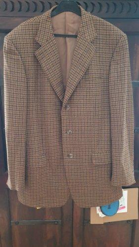 Ermenegildo Zegna Blazer in lana marrone chiaro