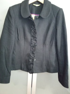 Boden Knitted Blazer black