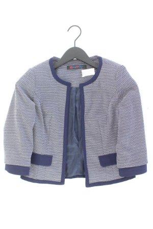 Wool Blazer blue-neon blue-dark blue-azure wool