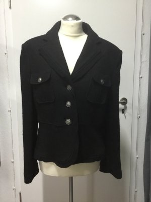 Joy Wool Blazer black